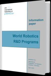World Robotics R&D Programs