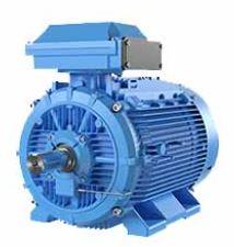 Voorbeeld van een elektromotor