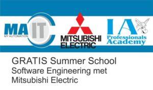 IA Professionals Summer School 2021 samen met Mitsubishi